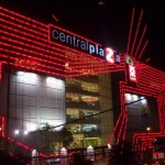 Central Plaza shoppingcenter
